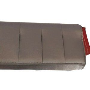 Style & Co Evening bag Clutch Purse Silver Shouldr